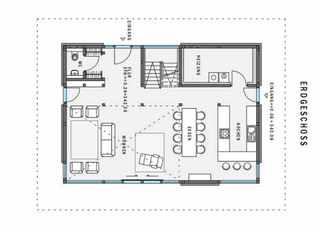 Huf Haus Modum 7-10 Grundriss EG