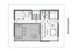 Huf Haus Modum 7-10 Grundriss OG
