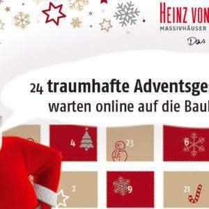Weihnachtswelt bei Heinz von Heiden – mitmachen und gewinnen!