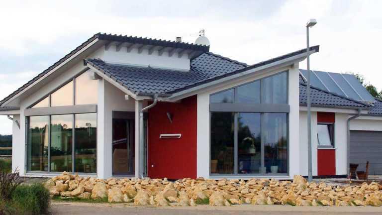 pultdachhaus bauen h user anbieter preise vergleichen. Black Bedroom Furniture Sets. Home Design Ideas