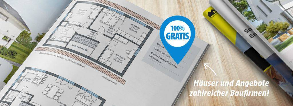Haus-Kataloge 100prozent gratis
