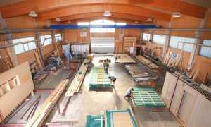Holzbau Kielwein Produktionswerk