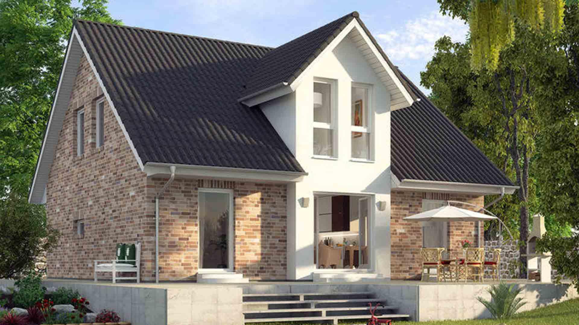kapit nshaus bauen h user anbieter preise vergleichen. Black Bedroom Furniture Sets. Home Design Ideas