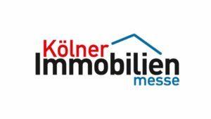 Messelogo der Kölner Immobilienmesse - am 21.05.2016
