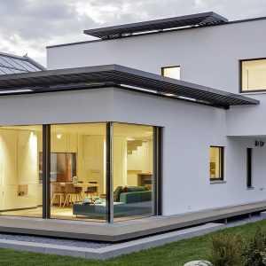 Kompakthäuser als clevere Wohnlösung