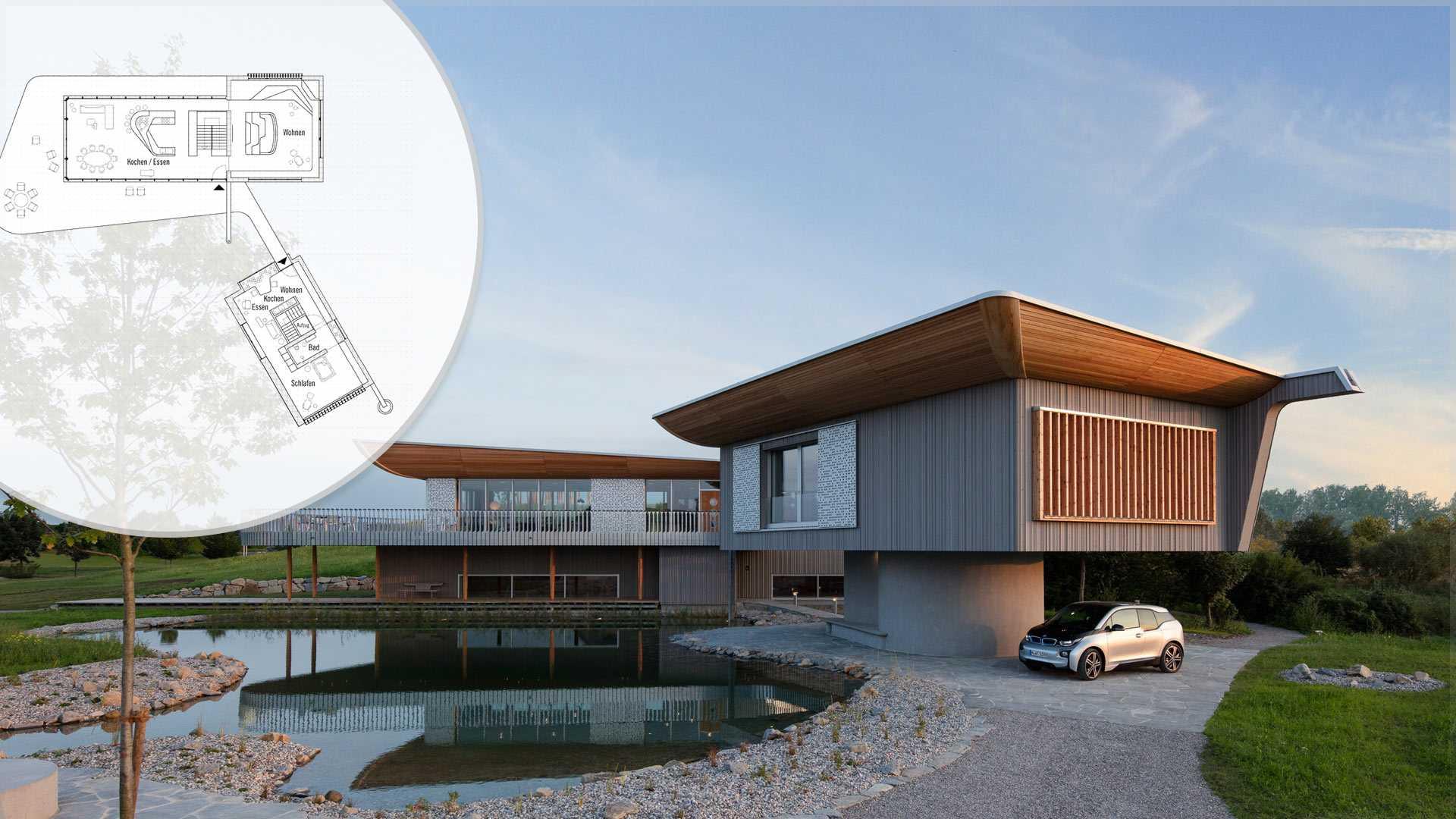 ᐅ Architektenhaus bauen: Häuser, Anbieter & Preise vergleichen