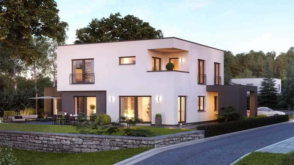 Kubus Haus finden | Häuser, Anbieter & Preise vergleichen