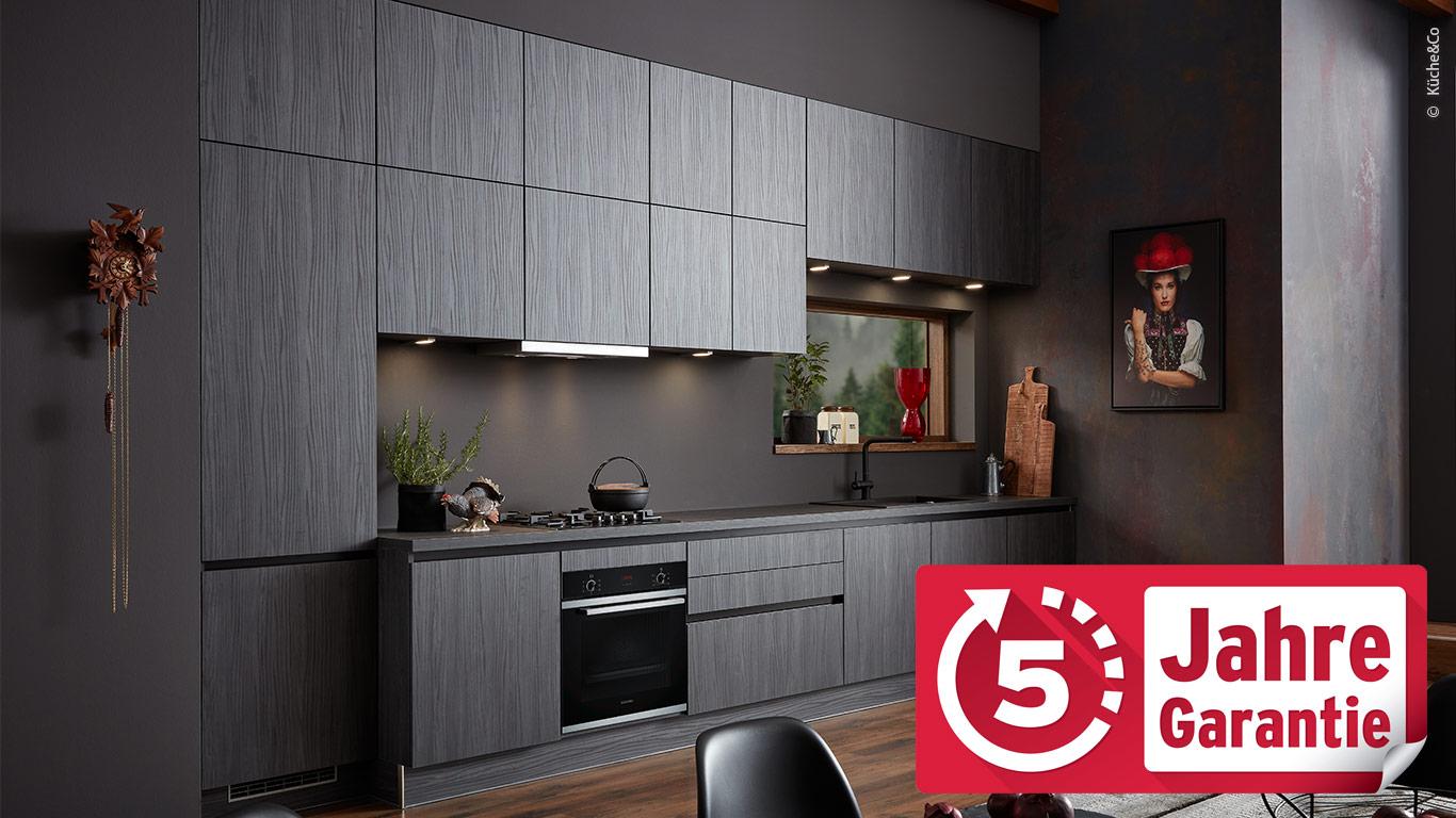 Küche&Co Aktion 5 Jahre Garantieverlängerung für Siemens Elektrogeräte