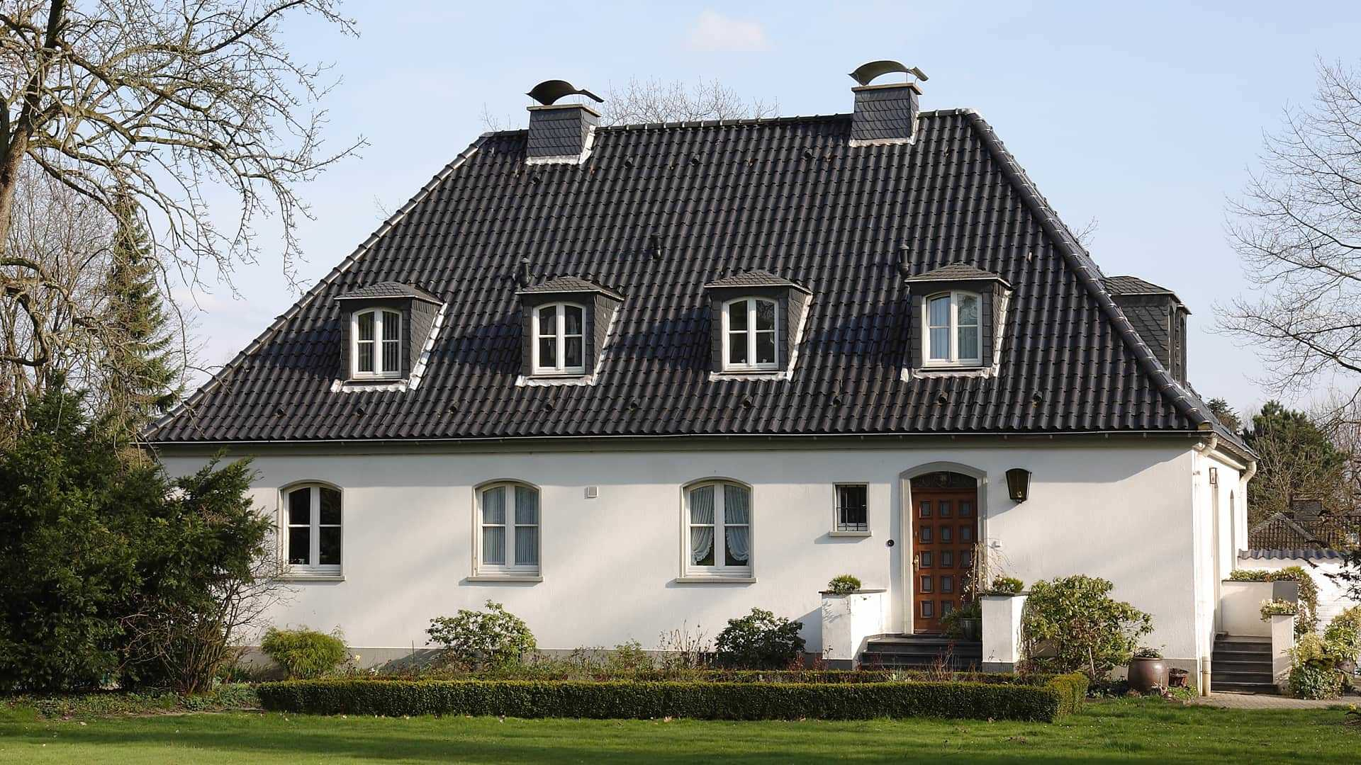Landhaus bauen - Hausbeispiele mit Preisen und Grundrissen