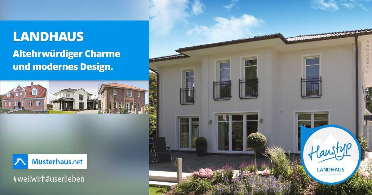 Landhaus Bauen Hausbeispiele Mit Preisen Und Grundrissen