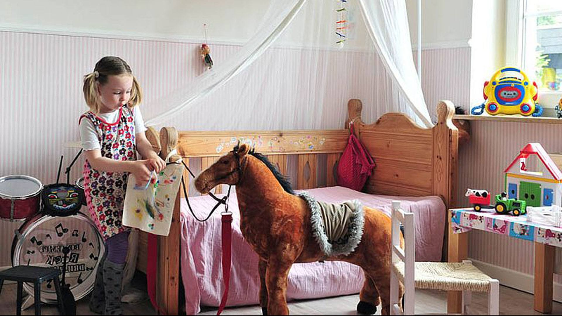 Viebrockhaus – Kinderzimmer