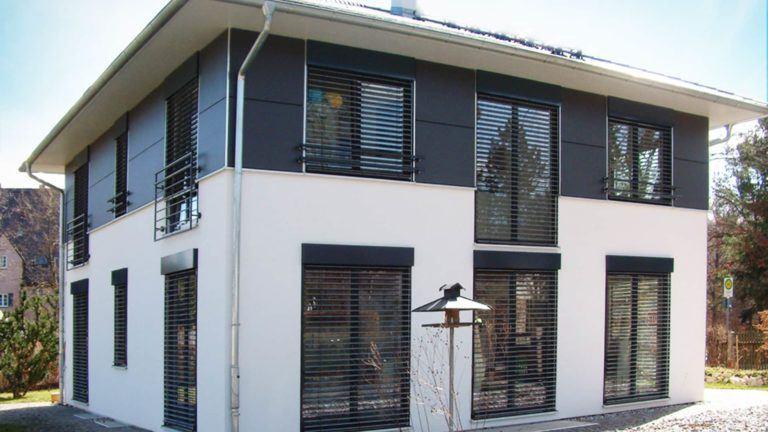 Lehner Haus aus Holz