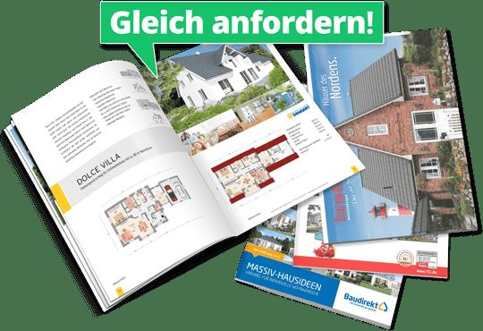 Hausbau-Kataloge anforden