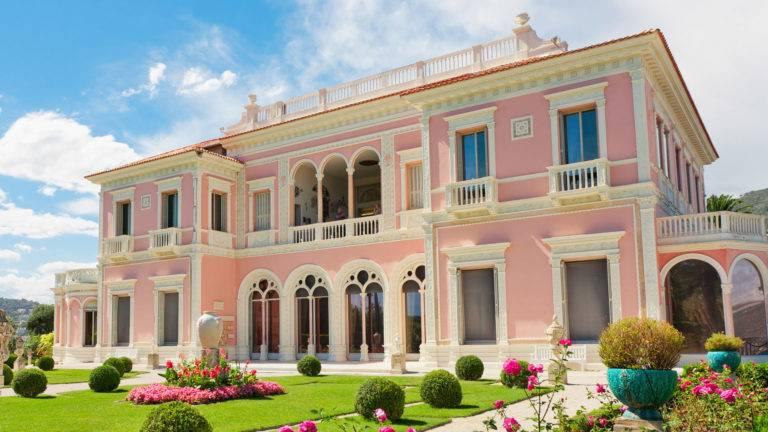 Mediterranes Haus der Provence