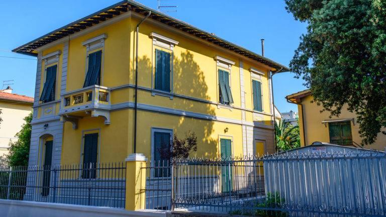 Mediterranes Haus Villa Toskana
