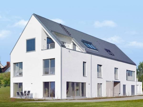 Mehrfamilienhaus Baufritz