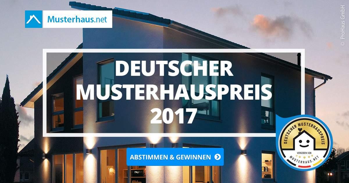 Deutscher Musterhauspreis 2017 Facebook