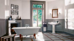 Moderne Badezimmer Villeroy & Boch