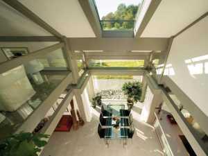 Modernes Fachwerkhaus Galerie