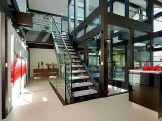 Modernes Fachwerkhaus Flur
