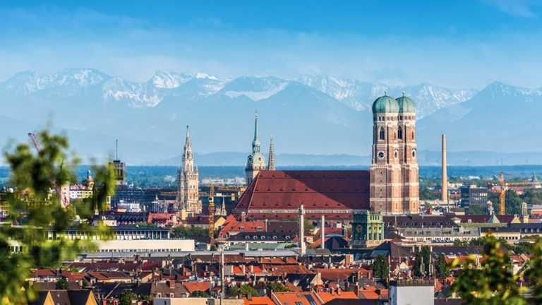 Panorama München