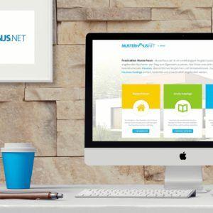 Musterhaus.net – das neue Design 2016