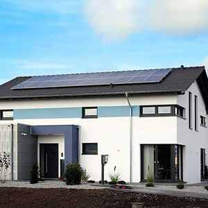 Musterhaus Werder – Energieautarkes Einfamilienhaus