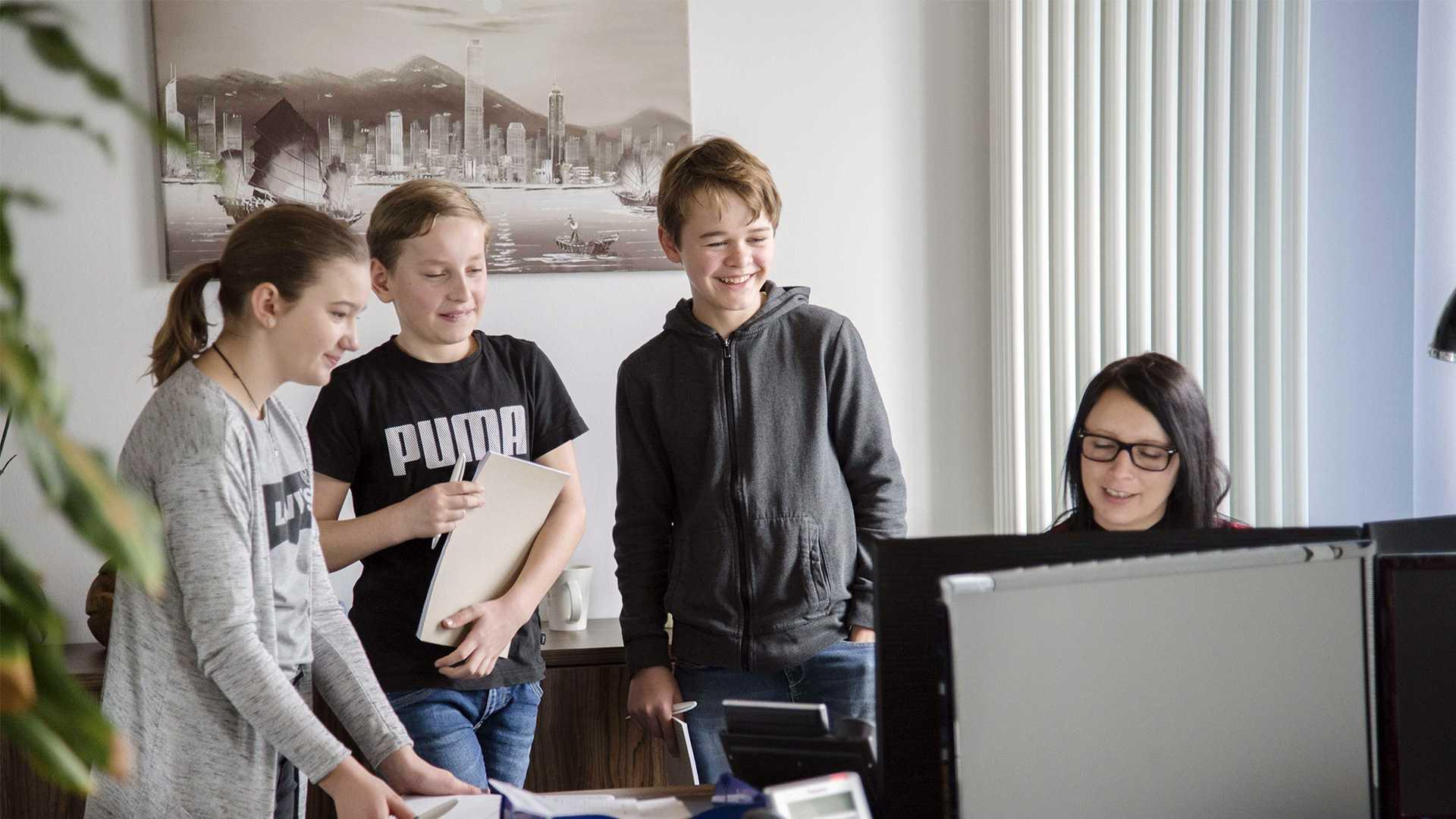 Zukunftstag 2019 bei Msuterhaus.net