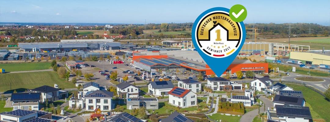 Das WeberHaus Gewinnerhaus aud dem Jahre 2017