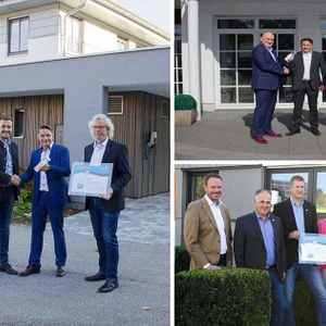 Musterhaus.net auf Tour: Deutschlands Traumhäuser prämiert!