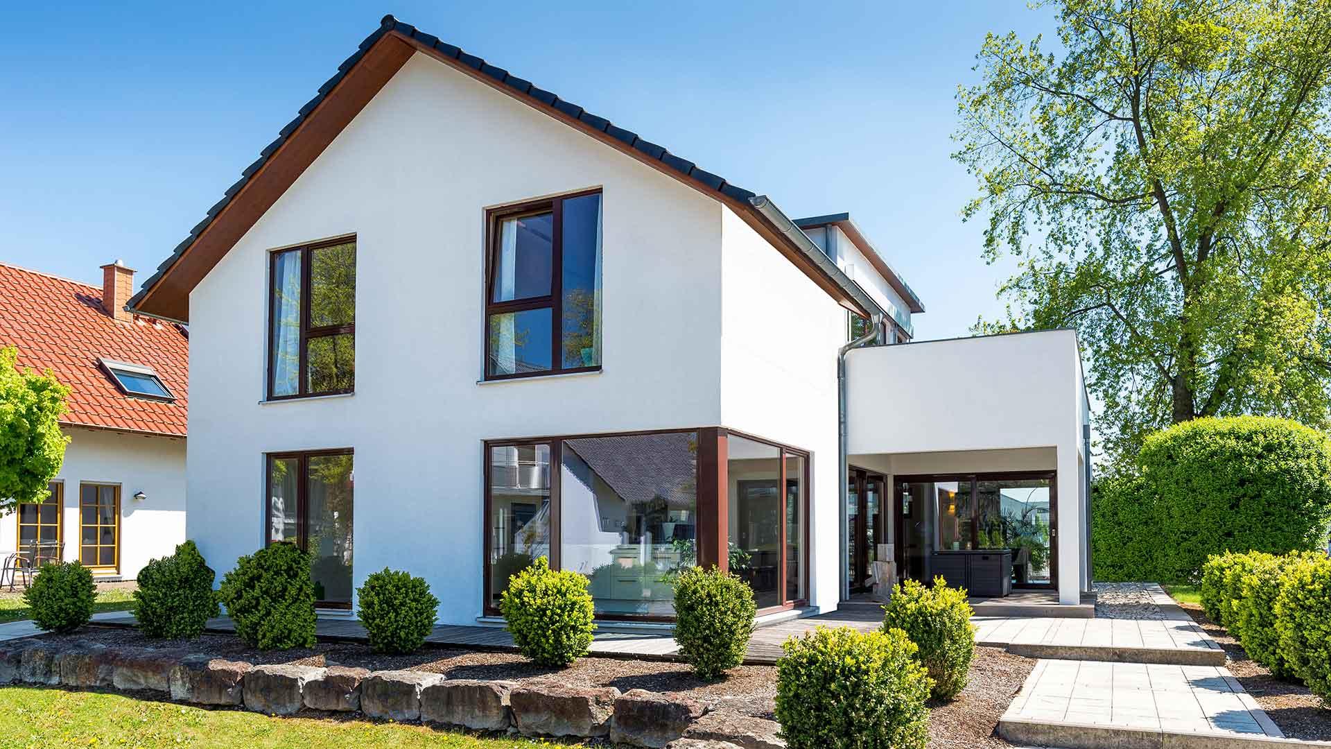 Nachhaltiges Bauen im Trend