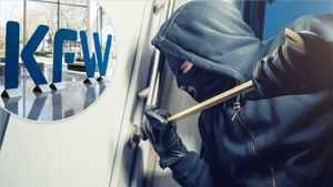 KfW fördert Einbruchschutz