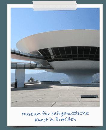Museum für zeitgenössische Kunst in Brasilien
