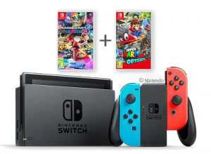 Nintendo Switch Spielkonsole