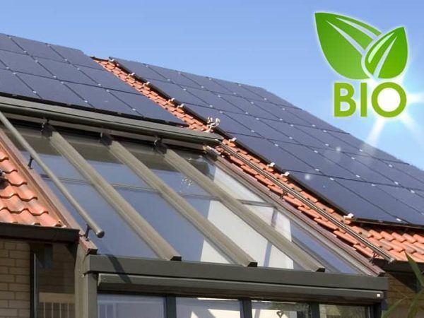 Öko-Biohaus Bauweise