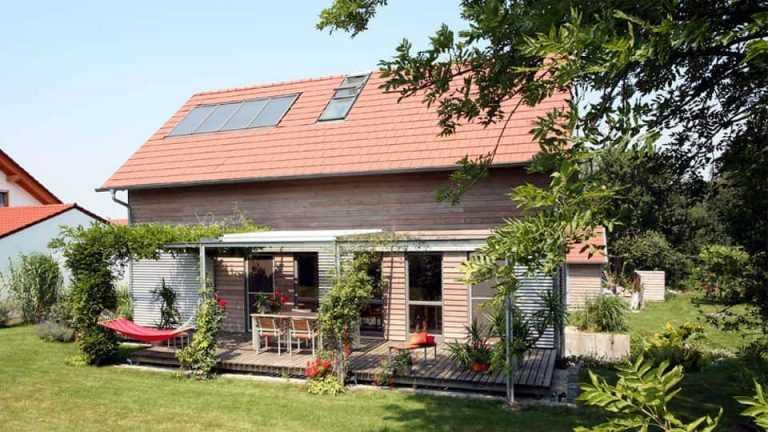 Ökohaus-Biohaus