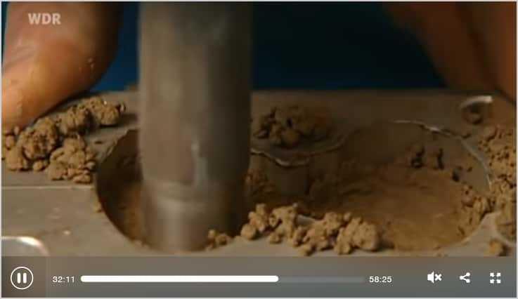 Gesünder Wohnen, bauen mit Lehm, Stroh und Holz Video
