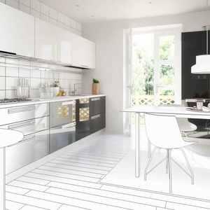 Offene oder geschlossene Küche?