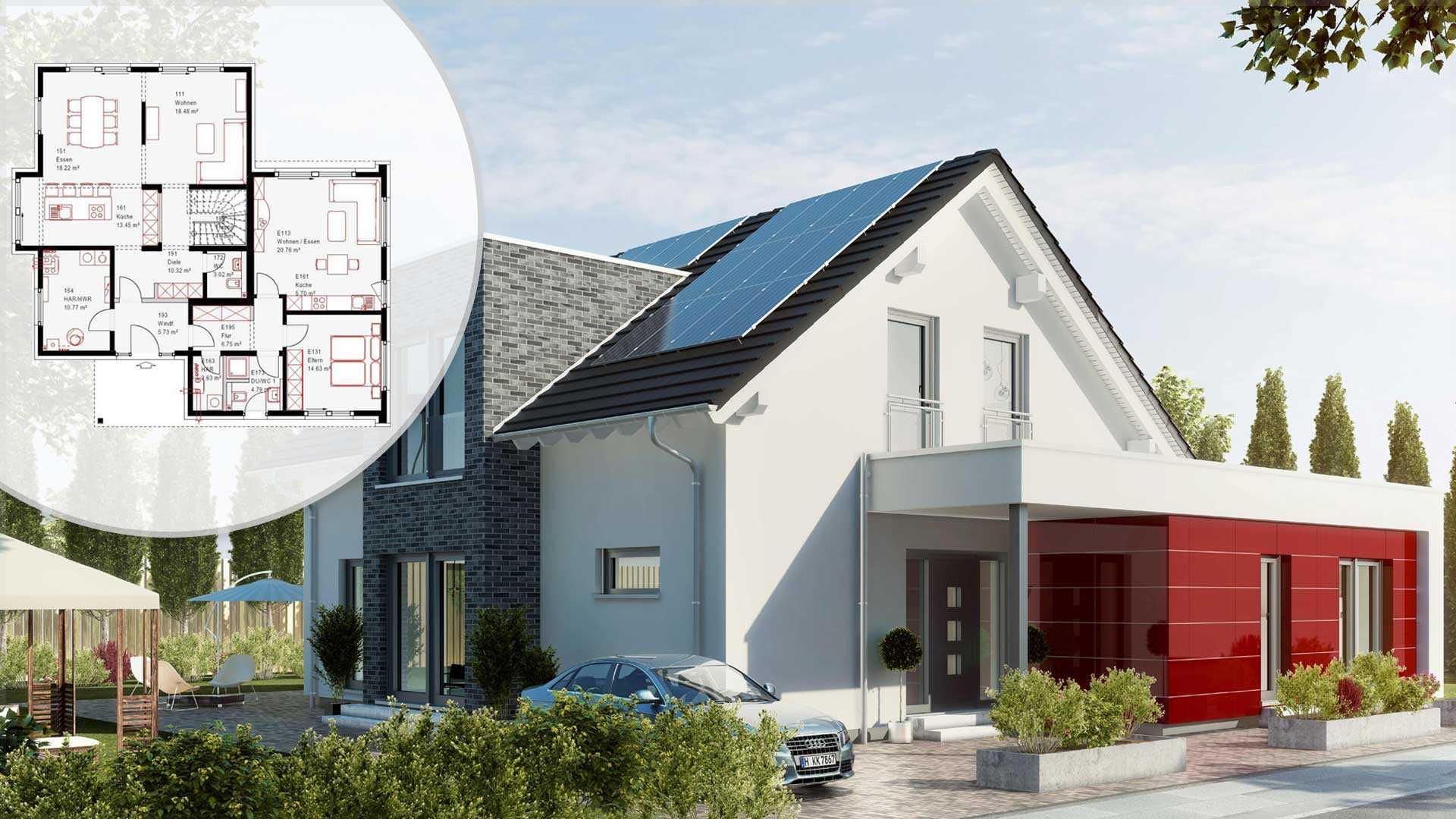 Musterhaus Langenhagen OKAL Haus