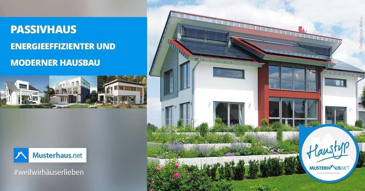 Passivhaus bauen und Energie sparen: Top-Anbieter und Häuser