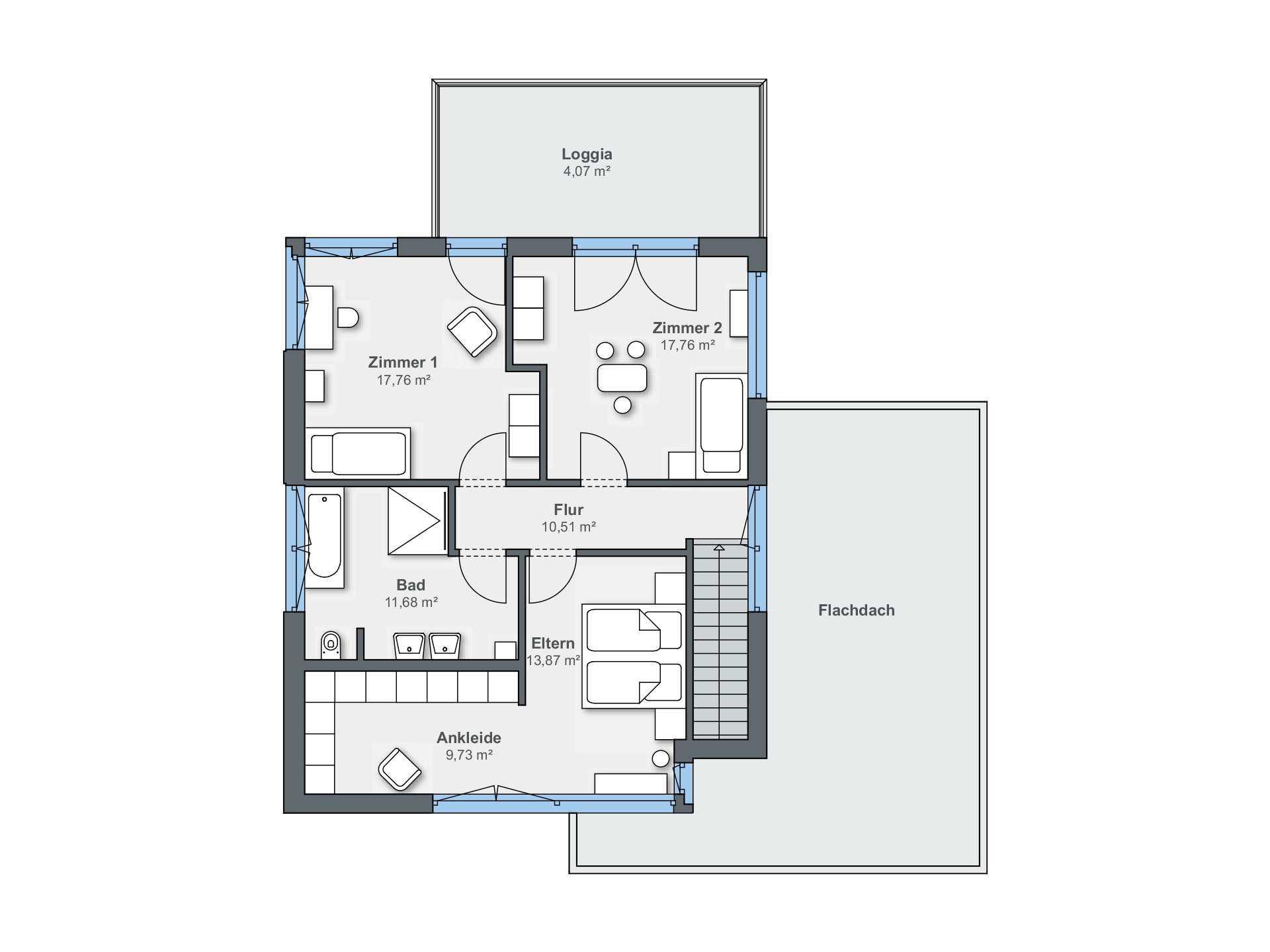 passivhaus bauen h user anbieter preise vergleichen. Black Bedroom Furniture Sets. Home Design Ideas
