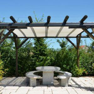 Schmuckstücke des Gartens: Moderne Pavillons