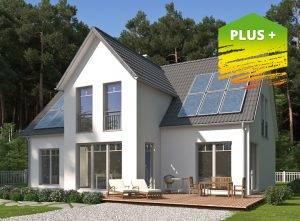 Plusenergiehaus Haustypen