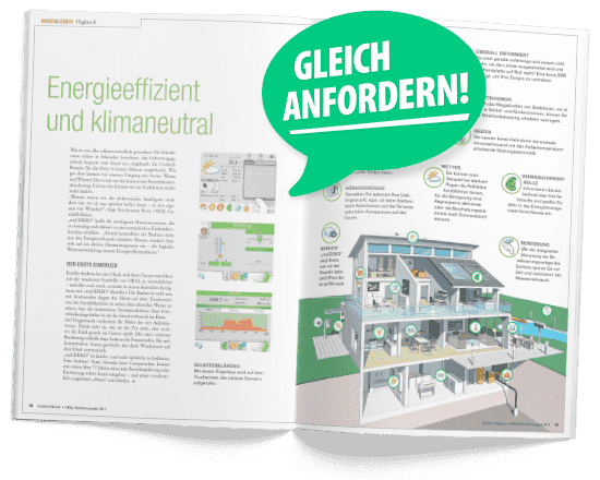 Plusenergiehaus Katalog