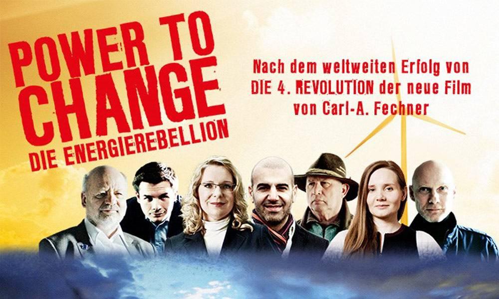 """""""Power to Change"""" Filmvorführung – am 13.10.2016"""