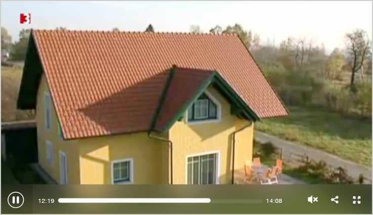 Probewohnen im Passivhaus - Video