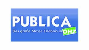 Messelogo von Publica - ab 04.06.2016