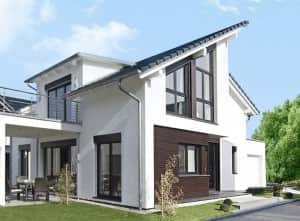 Das hausbau portal f r bauinteressierte for Hausformen einfamilienhaus