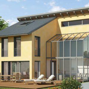 Modern und voll im Trend: Das Pultdachhaus