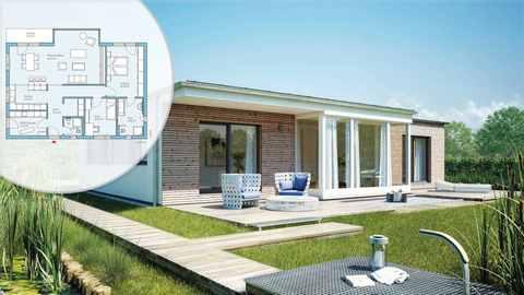 Modernen Bungalow Auf Musterhausnet Entdecken
